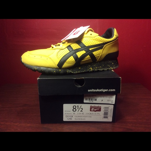 finest selection 5b523 01887 BAIT X BRUCE LEE X ONITSUKA TIGER Size 8.5 NIB NWT